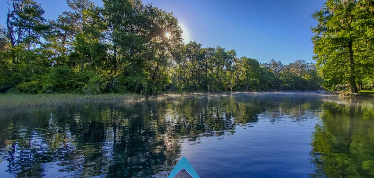 Scalloping Crystal River Kayak Rental Paddle Board Fishing